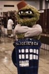 Doctor Who the Grouch