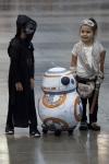 Kylo Ren, Rey, & BB-8