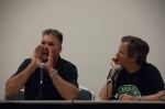 Sam Jones and Dirk Benedict panel.