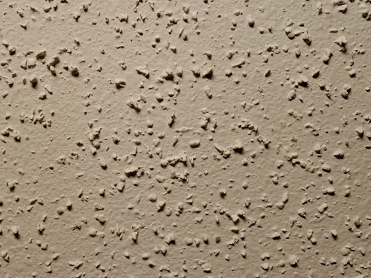 Close up of ceiling texture.