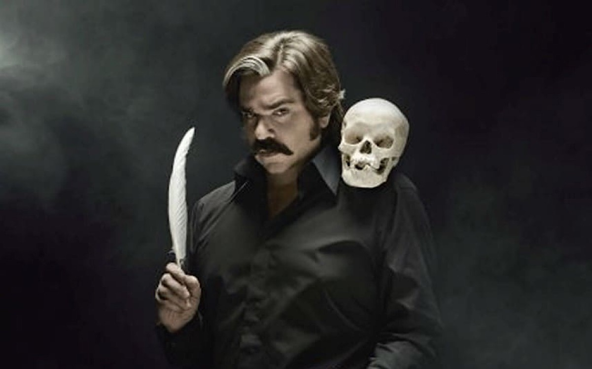 Matt Berry is Steven Toast.
