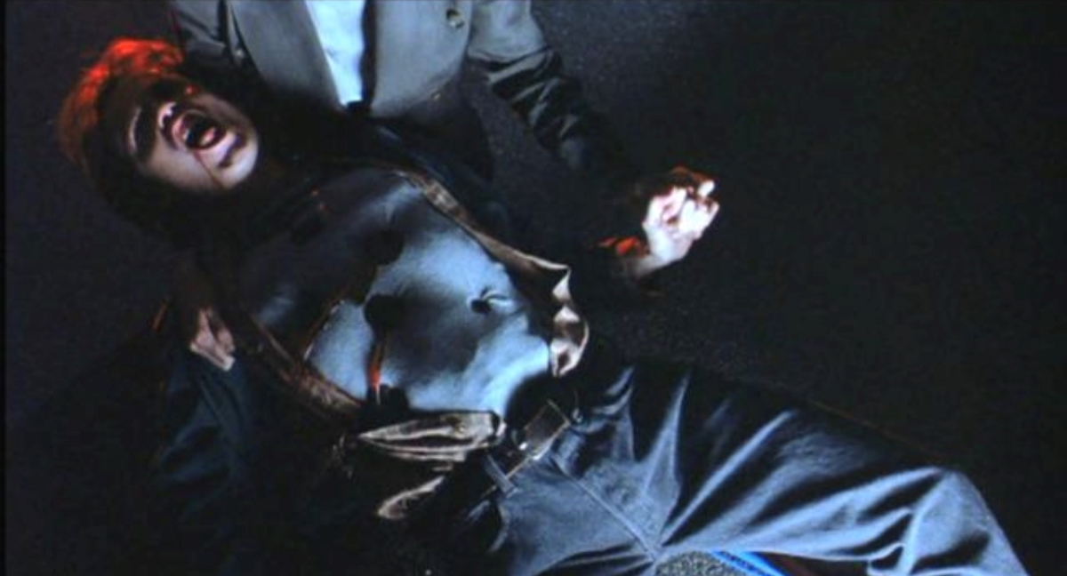 John Doe dying.
