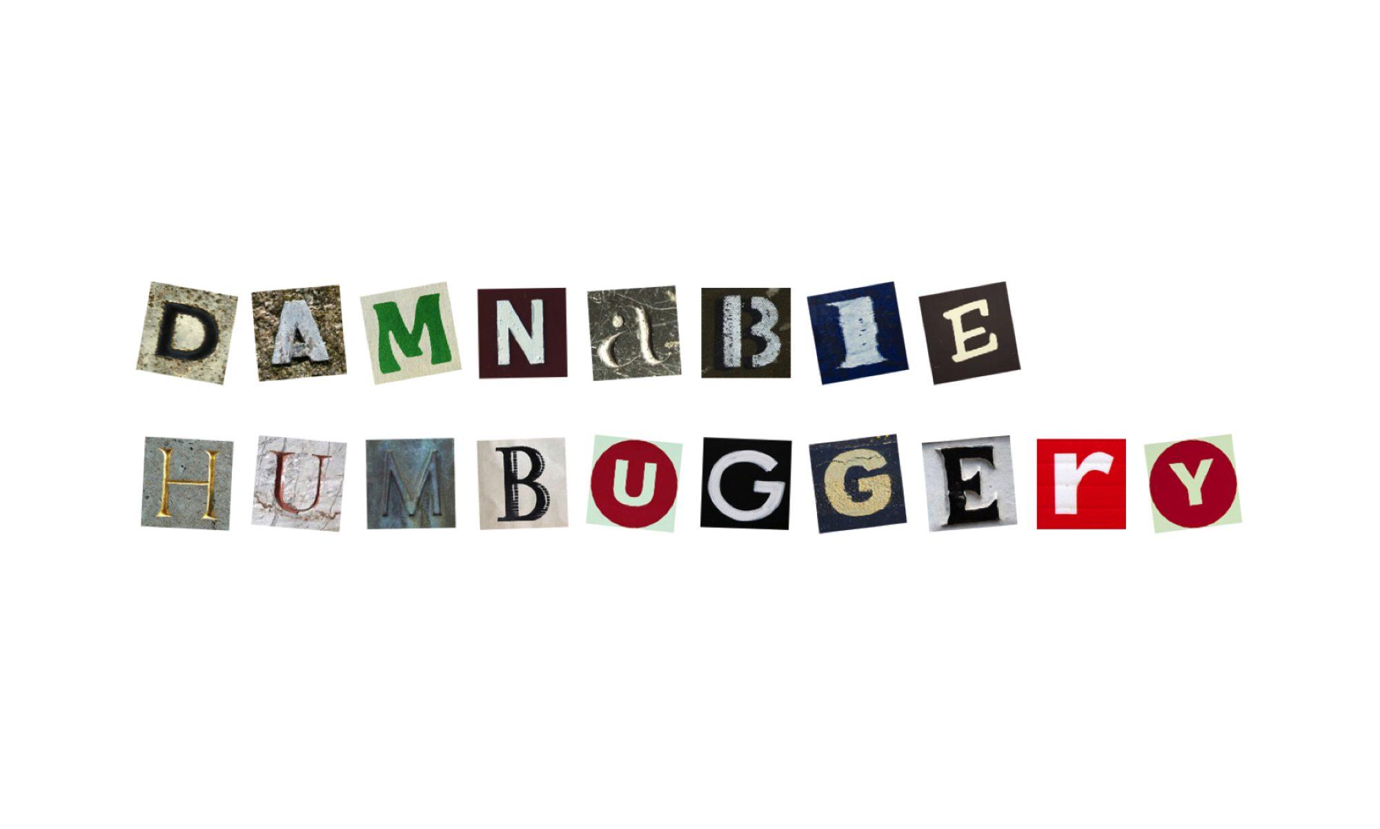 Damnable Humbuggery