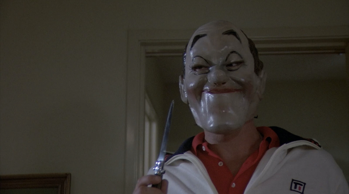Richard Sullivan as a juggalo Richard Nixon.