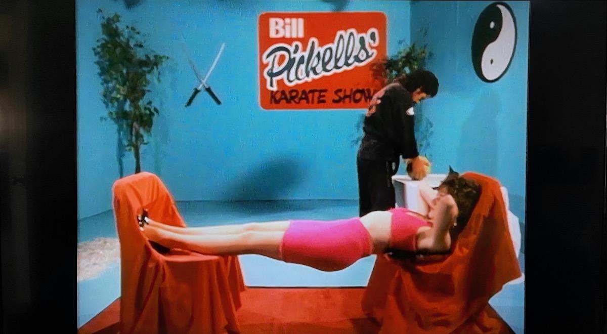 Bill Pickells' WTF show.