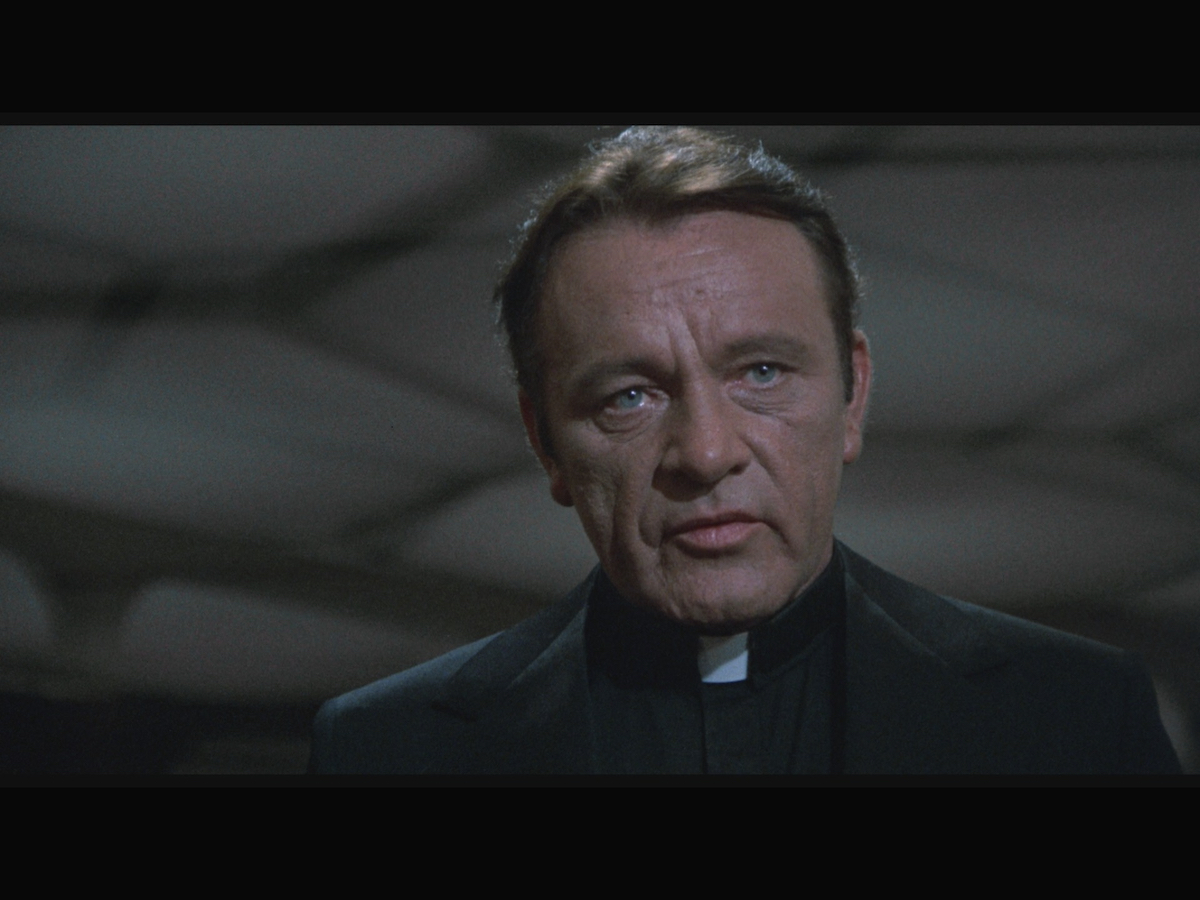 Father Philip Lamont, confused.